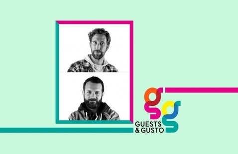 Chat with Scholar production company managing partners and SCAD alums on 'Guests and Gusto'