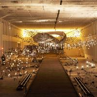 installation by Glenn Kaino