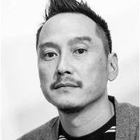 head shot of artist Glenn Kaino