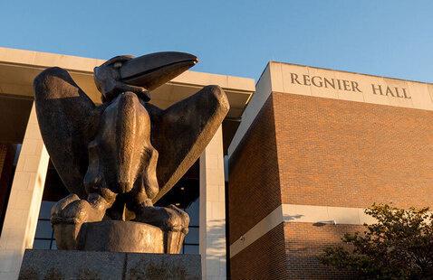 Regenrs Hall - Edwards Campus