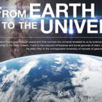 From Earth to the Universe - Planetarium Show