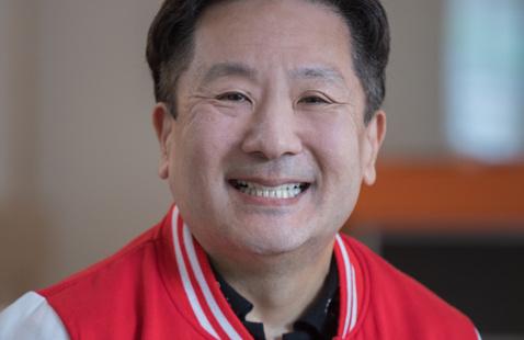 Paul Kawata, Executive Director of the National Minority AIDS Counsel (NMAC)