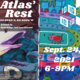 Atlas' Rest 35.9689 °N, 83.9204 °W