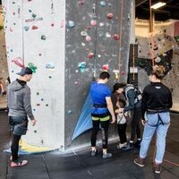 Lead Climbing Class