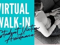 Virtual Walk In with Student Victim Assistance
