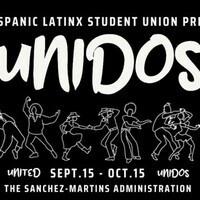 Hispanic/Latinx Student Union Opening Ceremony