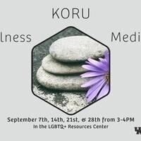 KORU Mindfulness Meditation