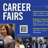 2021 Fall Career Fairs