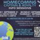 UPB & OSA   Homecoming Captain's/Royalty Meeting