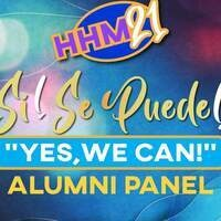 Hispanic Heritage Month: Si Se Puede! Alumni Panel