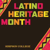 Latino Heritage Month Kick-off