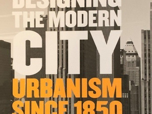 Faculty Publication Discussion: 'Designing the Modern City- Urbanism Since 1850'