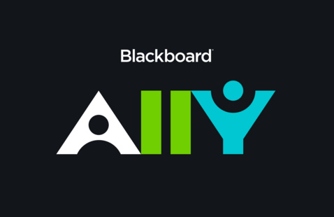 Blackboard Ally. Accessible Content is Better Content