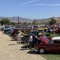 American Legion Squadron 507 2nd Annual Car and Motorcycle Show