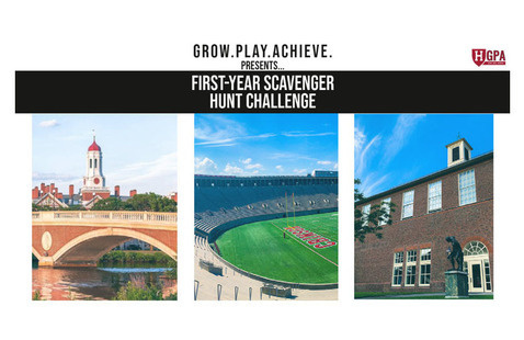 First Year Scavenger Hunt Series