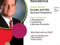 PIHE's Entrepreneur in Residence: Jacob Wright, MBA '22