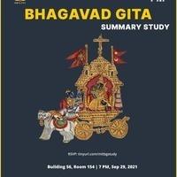 Bhagavad Gita Summary Studies