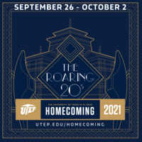 UTEP Homecoming Pageant by SGA