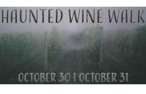 Haunted Wine Walk