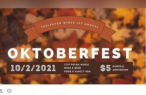 Oktoberfest at Treleaven
