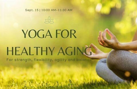 OLLI: Yoga for Healthy Aging