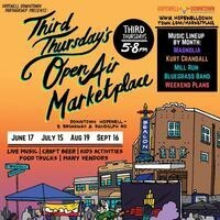 Third Thursday Street Festival feat. Weekend Plans