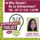 Entrepreneurship Toolkit Series: Avani Doshi