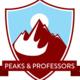 Peaks & Professors Meeting