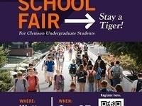 Stay a Tiger Graduate School Fair