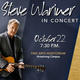 Steve Wariner in Concert