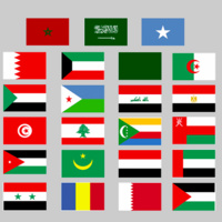 Arabic Language Table