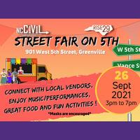 RISE29 & NC CIVIL Pop-Up Street Fair