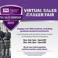 Virtual Sales Career Fair