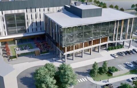 Roy Blunt NextGen Precision Health Building