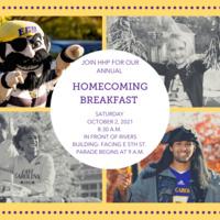 HHP Homecoming Breakfast