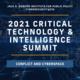 2021 Critical Technology & Intelligence Summit