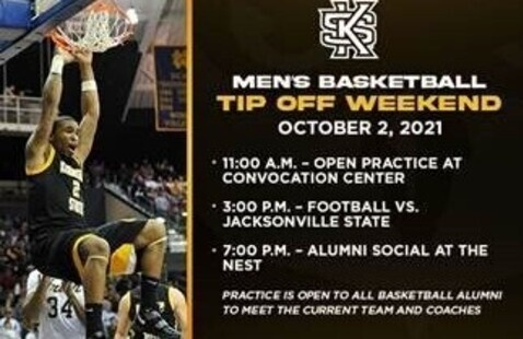 Men's Basketball Tip-Off Weekend