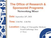 ORSP Networking Mixer