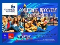 GSU Collegiate Recovery Community: Paws for Recovery Dharma Meeting
