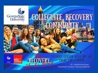 GSU Collegiate Recovery Community: Panthers Recover All Recovery & Wellness