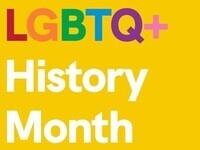 LGBTQ+ History Month Kickoff