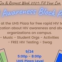 HIV Awareness Block Party