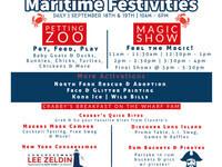 Maritime Festival @ Claudio's!