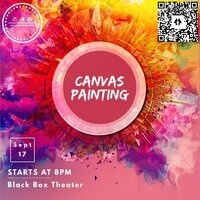 Canvas Painting hosted by CAB