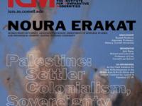 "Noura Erkakat, ""Palestine: Settler Colonialism, Sovereignty and Apartheid"""