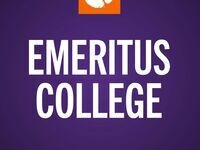 Emeritus College Square logo