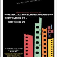 "28th ""Reel"" Latin American Film Festival"