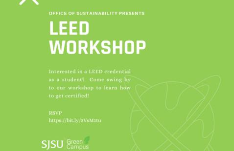 LEED Credential Informational Workshop