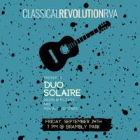 CRRVA presents Duo Solaire