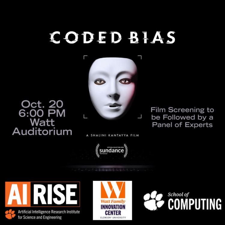 Coded Bias: Film Screening